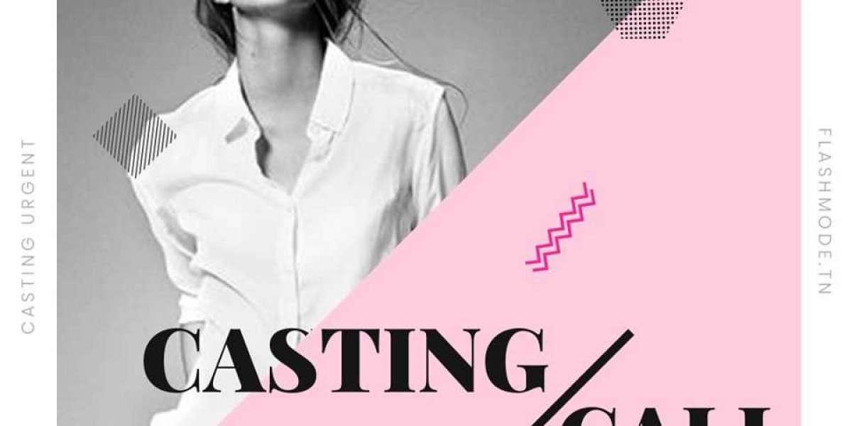 Casting Mannequins et Modeles Femmes